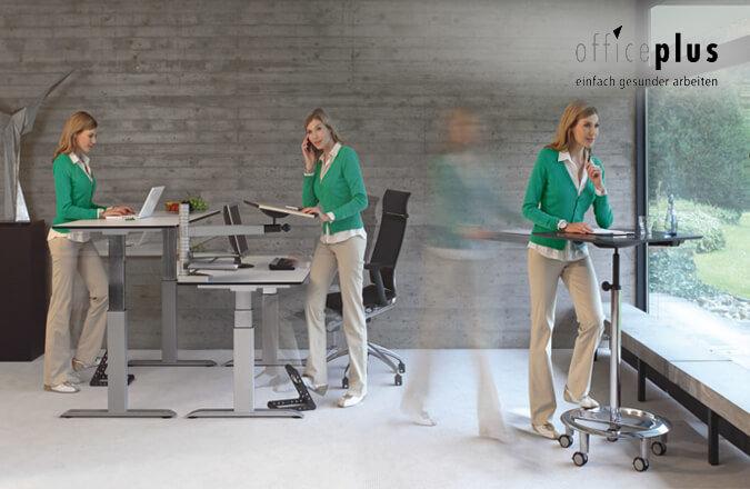 Officeplus Stehpulte